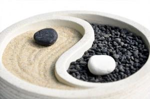 Feng Shui handlar mycket om att balansera energier.